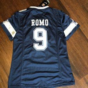 NWT Nike NFL Cowboys Tony Romo Jersey